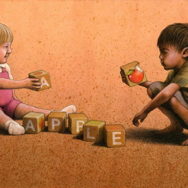Life's Realities – Satirical Illustrations by Pawel Kuczynski